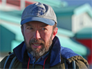Marlin Harms is a part-time birder, flower-lover, and photographer - photo by Mike Baird bairdphotos.com